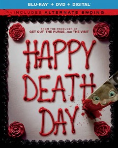 Happy death day [Blu-ray + DVD combo] cover image
