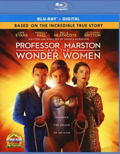 Professor Marston and the wonder women cover image