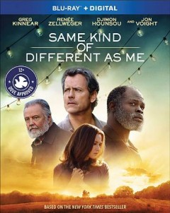 Same kind of different as me cover image