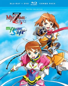 My-Z-HiME. My-Otome Zwei [Blu-ray + DVD combo] My-Otome 0:S.ifr. My-Z-HiME. The OVA collection cover image