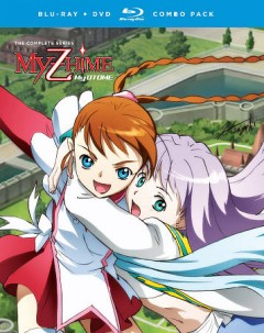 My-Z-HiME. My Otome. The complete series [Blu-ray + DVD combo] cover image