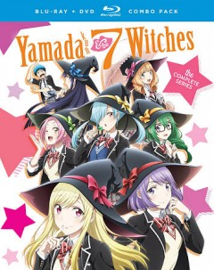 Yamada-Kun & the 7 witches. The complete series [Blu-ray + DVD combo] cover image
