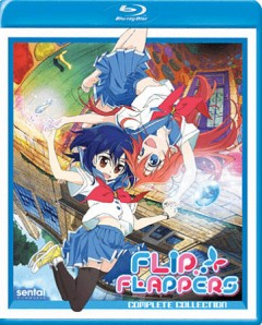Flip flappers! Complete collection cover image