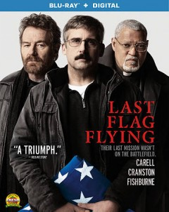 Last flag flying cover image