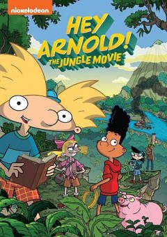 Hey Arnold! The jungle movie cover image