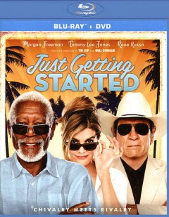 Just getting started [Blu-ray + DVD combo] cover image