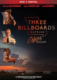 Three billboards outside Ebbing, Missouri cover image