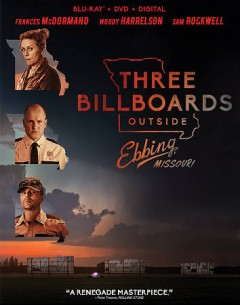 Three billboards outside Ebbing, Missouri [Blu-ray + DVD combo] cover image