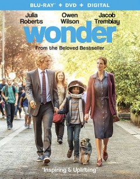 Wonder [Blu-ray + DVD combo] cover image