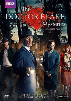 The Doctor Blake mysteries. Season 4 cover image