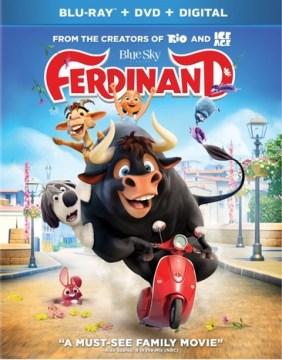 Ferdinand [Blu-ray + DVD combo] cover image