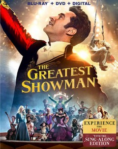 The greatest showman [Blu-ray + DVD combo] cover image