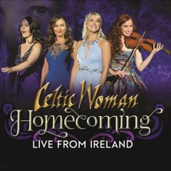 Homecoming live from Ireland cover image