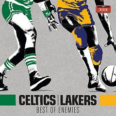 Celtics/Lakers best of enemies cover image
