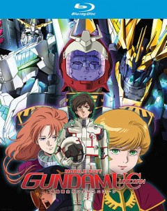 Mobile suit Gundam UC Unicorn. Complete collection cover image