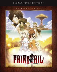 Fairy tail. Zero [Blu-ray + DVD combo] cover image