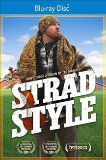 Strad style cover image