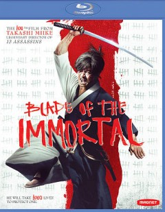 Blade of the immortal cover image