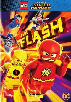 LEGO DC comics super heroes. The Flash cover image