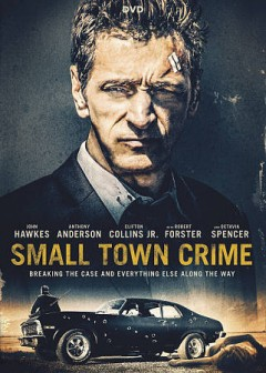 Small town crime cover image