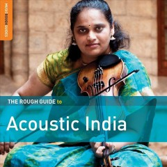The rough guide to acoustic India cover image