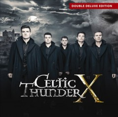 Celtic thunder X cover image