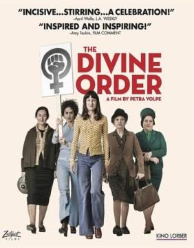 Divine order cover image