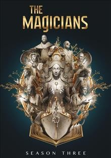 The magicians. Season 3 cover image