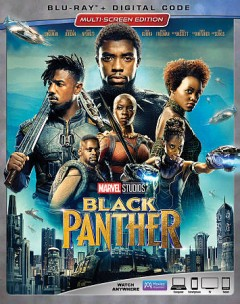 Black Panther cover image