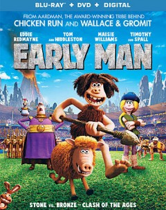 Early man [Blu-ray + DVD combo] cover image