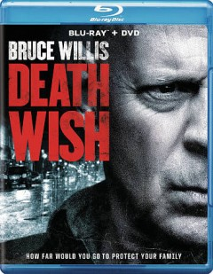 Death wish [Blu-ray + DVD combo] cover image