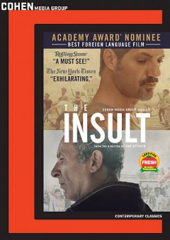 The insult cover image