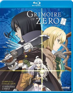Grimoire of zero. Complete collection cover image