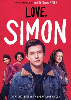 Love, Simon cover image