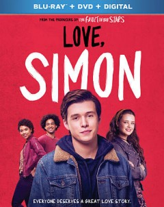 Love, Simon [Blu-ray + DVD combo] cover image