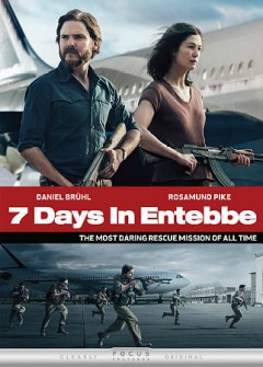 7 days in Entebbe cover image