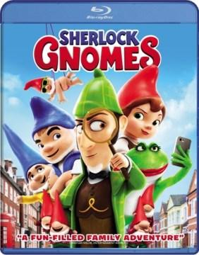 Sherlock Gnomes [Blu-ray + DVD combo] cover image