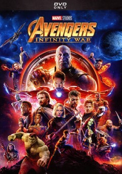 Avengers. Infinity war cover image