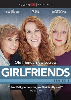 Girlfriends. Season 1 cover image