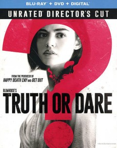 Truth or dare [Blu-ray + DVD combo] cover image