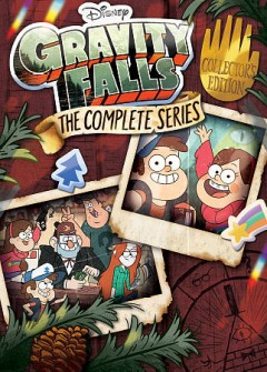 Gravity Falls. The complete series cover image