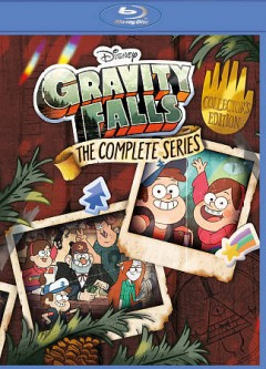 Gravity Falls the complete series cover image