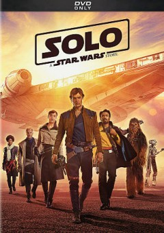 Solo a Star Wars story cover image