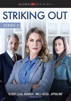Striking out. Season 2 cover image