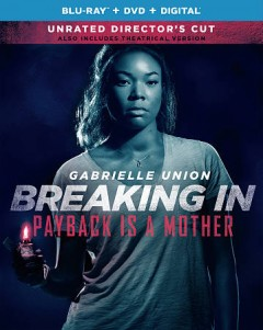 Breaking in [Blu-ray + DVD combo] cover image