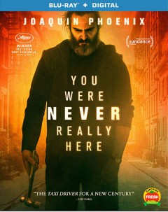 You were never really here cover image