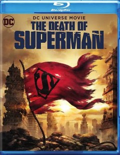 The death of Superman [Blu-ray + DVD combo] cover image