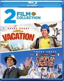 2 film collection Chevy Chase National Lampoon's Vacation ; Chevy Chase National Lampoon's European vacation cover image