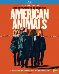 American animals cover image
