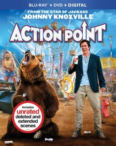 Action point [Blu-ray + DVD combo] cover image